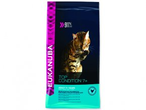 EUKANUBA Cat Adult Top Condition 7+ 4 kg