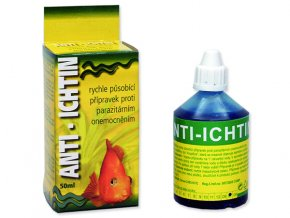 Anti-Ichtin HU-BEN léčivo na krupičku 50 ml