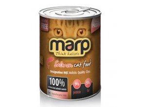 marp konzerva salmon pro kocky