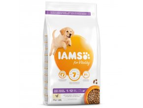 IAMS Dog Puppy Large Chicken 3kg