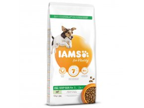 IAMS Dog Adult Small & Medium Lamb 12kg
