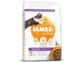 IAMS for Vitality Kitten Food with Fresh Chicken 10kg