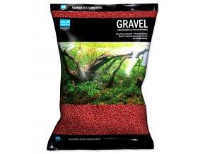 Písek 1,6-2,2 mm červený 3kg