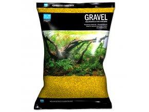 Písek 1,6-2,2 mm žlutý 3kg