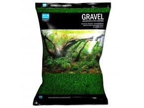 Písek 1,6-2,2 mm zelený 3kg