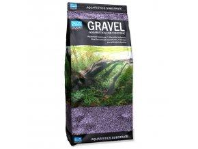 Písek 1,6-2,2 mm svítivě fialový 1kg