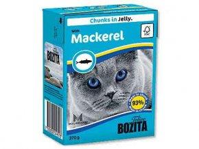 BOZITA  - Makrela v želé Tetra Pak 370 g