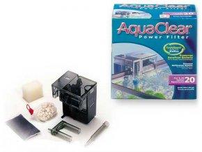 Filtr AQUA CLEAR 20 vnější