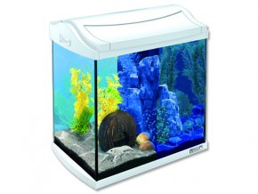 Akvárium set TETRA AquaArt LED bílé 30l
