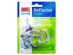 Náhradní úchytka JUWEL na reflektor T8 plastová 4 ks