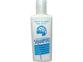 Gottlieb Blue šampon 300ml - vybělující s norkovým olejem