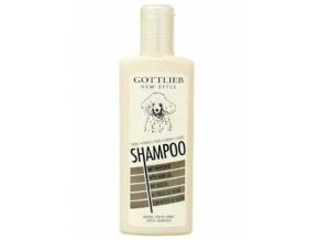 Gottlieb Šampon pudl bílý 300 ml