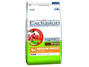 Exclusion Medium Adult Kuřecí 12,5 kg