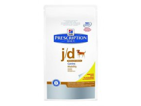 Hill's Canine J/D Dry Reduced Calorie (Hm 4 kg)