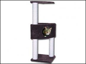 Odpočívadlo MAGIC CAT Irena hnědé 109 cm
