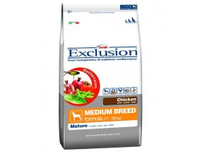 Exclusion Medium Mature 12,5 kg