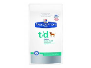 Hill's Canine T/D Dry (Hm 10 kg)