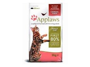 Applaws Cat Adult Kuře + Losos (Hm 2 kg)