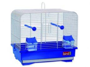 Klec BIRD JEWEL KS7 bílá + modrá