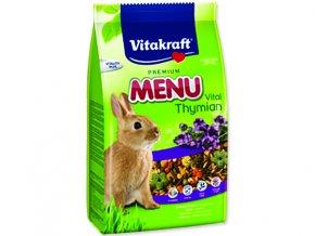 Menu VITAKRAFT rabbit Ttymian bag 1 kg
