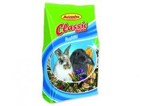 Krmivo AVICENTRA standart pro králíky 1 kg
