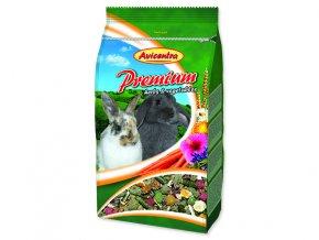 Krmivo AVICENTRA premium pro králíky 850 g