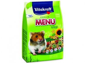 Menu VITAKRAFT hamster bag 1 kg