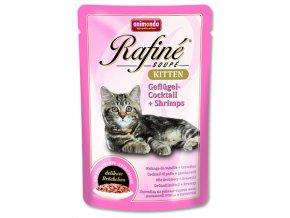 Kapsička ANIMONDA Rafine soupe kitten drůbeží + krevety 100 g