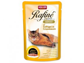 Kapsička ANIMONDA Rafine soupe drůbeží v krémové omáčce 100 g